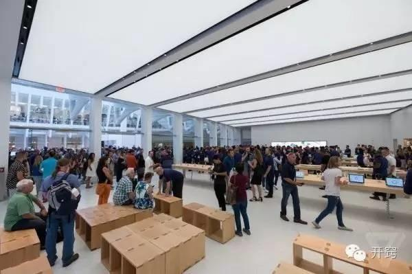 "Apple Store 为什么要去掉""Store""?"